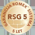 garancija Romex